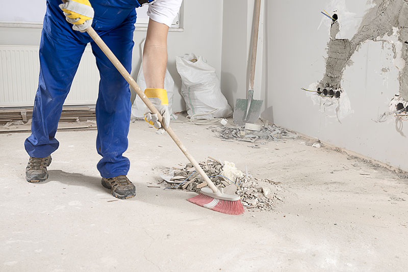 post constructions cleaning services