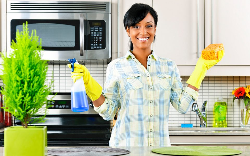 The importance of hygiene in the home